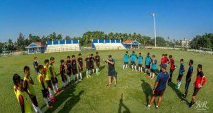 India coach Constantine: Thoroughly enjoyed training the India U-17 boys!