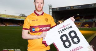 Indian Super League champion Stephen Pearson returns to FC Motherwell for third stint!