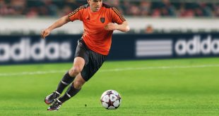 Retired Philipp Lahm named German Footballer of the Year!