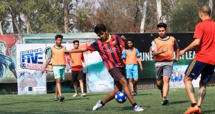 Red Bull's Neymar Jr's Five India finals to be held in Gurgaon on March 10!