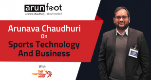 VIDEO: My talk on Sports Technology + Business with TheFootballMind!