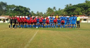 India Women lose 1-3 in friendly against AIFF U-16 Colts!