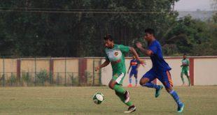 Salgaocar FC Juniors and Sesa Football Academy settle for a goalless draw!