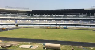 VIDEO: My visit to the under renovation Saltlake Stadium in Kolkata!