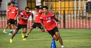 Bengaluru FC face Churchill Brothers, Blues keen to finish I-League with a bang!
