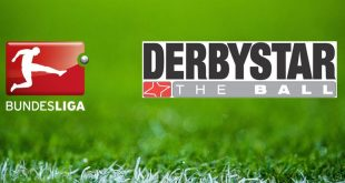 Derbystar to supply Germany's Bundesliga's Official Match Ball from 2018/19 season onwards!