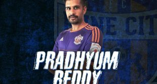 FC Pune City sign Pradhyum Reddy as ISL Assistant Coach & the Head of Football – Youth!