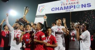 'Underdog' champions Aizawl FC look to snatch I-League again!