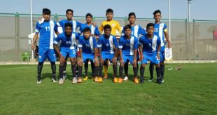 India U-16 Colts register 2-1 win over Al-Ahly Club in Egypt!