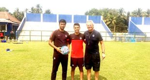 US-based NRI Footballer Namit Deshpande impresses India U-17 World Cup set-up!