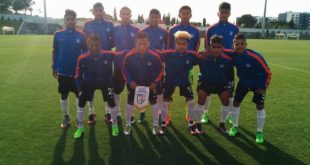 India U-17 World Cup squad play 2-2 draw against SL Benfica!
