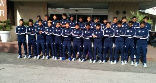 India U-17 World Cup squad lose 1-2 to Portugal's Belenenses!