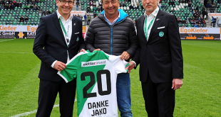JAKO & Swiss Super League side FC St. Gallen extend their partnership!