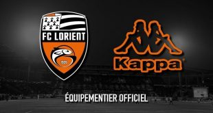 Kappa named new official kit supplier of Ligue 1 side FC Lorient!