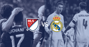 MLS All-Stars to Face Real Madrid in 2017 MLS All-Star Game in Chicago!