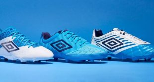 UMBRO's True Blue: A New Colourway Collection for their Pro Boots!