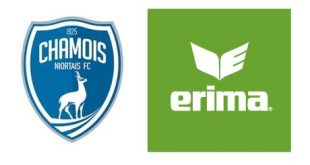 ERIMA sign Technical Partnership with French Ligue 2 side Chamois Niortais FC!