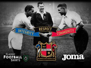 98fa97e7a Sheffield FC announce the partnership with Joma!