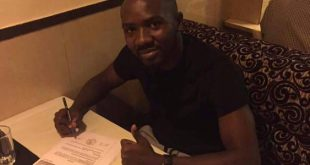 Mohammedan Sporting signs I-League's top scorer Aser Dipanda Dicka!