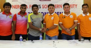 Second Division League champions NEROCA FC want to end season in style!