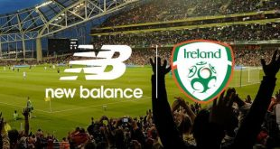Ireland names New Balance as their new official kit supplier!