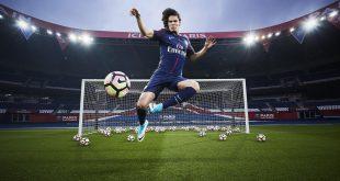 Nike launch Paris Saint-Germain's new 2017-18 Home Kit!