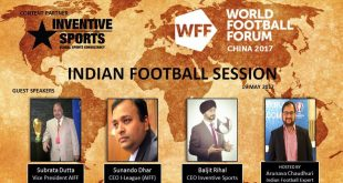 World Football Forum 2017 to feature Indian Football session!