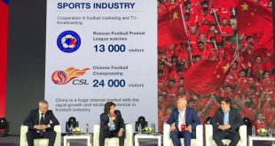 World Football Forum 2017 is in Full Swing in Changsha, China!