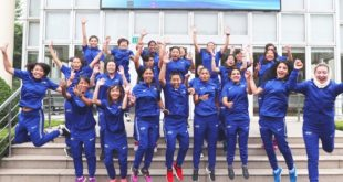 AIFF participates in first AFC Women's Coaching Tutors Course!