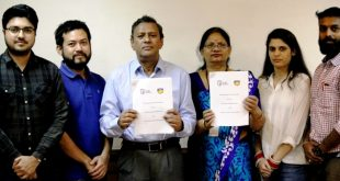 AIFF enter into a MOU with Amity University Uttar Pradesh!