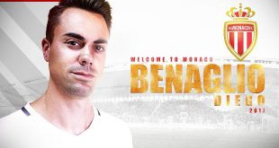 France's Ligue 1 champs AS Monaco sign keeper Diego Benaglio from VfL Wolfsburg!
