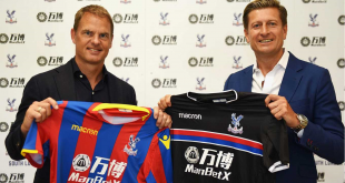 Crystal Palace announce new Shirt Sponsors in ManBetX!