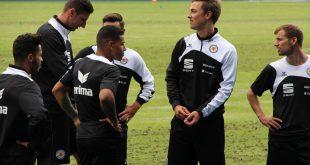 Eintracht Braunschweig starts with ERIMA into the new Bundesliga2 season!