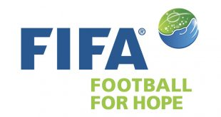 Participants arrive at the 3rd Football for Hope Forum in Kazan, Russia!