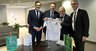 German FA (DFB) & Football Federation Australia (FFA) agree cooperation!