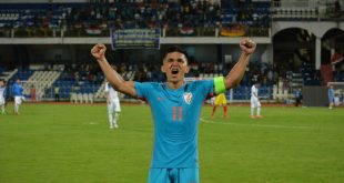 India captain Sunil Chhetri: I'm living a dream!