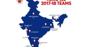 Promo of the Indian Super League 2017/18 – Future Hai Football!