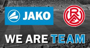 JAKO enters into a Technical Partnership with Rot-Weiss Essen!