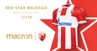 Red Star Belgrad & Macron sign five year partnership deal!