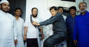 Kolkata's Mohammedan Sporting inaugurates its own club Gym!