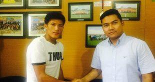 NEROCA FC sign talented midfielder Basanta Singh!
