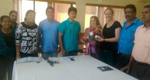Germany's Discover Football & Goa FA to sign MoU to develop Women's Football!
