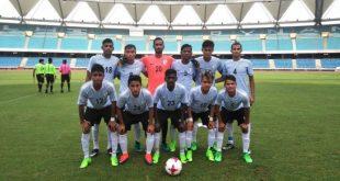 India U-17 team beat Tata Football Academy 7-0 in New Delhi friendly!
