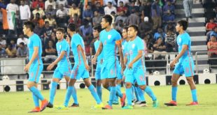 India's Stephen Constantine: They Boys have shown fantastic determination!