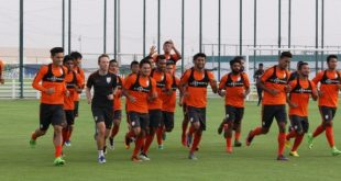 India's Stephen Constantine: We're not far behind than anybody else in Asia!