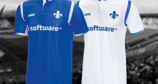 JAKO launch Bundesliga 2 side Darmstadt 98 kits for the 2017/18 season!