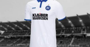 JAKO present the new Karlsruher SC 2017/18 season home kit!