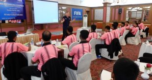 MA Refereeing Courses kicks off in Cochin!