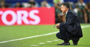 Mexico National Team Coach Juan Carlos Osorio suspended for six matches!