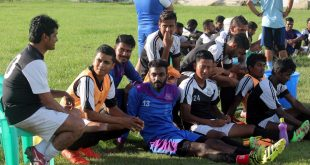 Mohammedan Sporting win their first pre-season friendly against Rainbow AC!